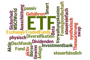 ETF: alles was man zu exchange traded funds wissen sollte