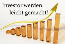 investor gesucht - so wird man zum investor